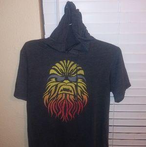 Star Wars Chewbacca hoodie